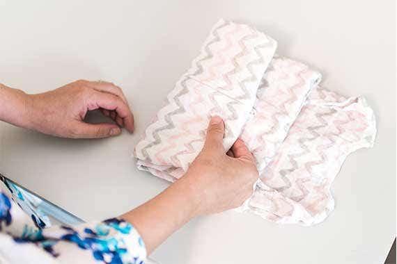How to fold HALO SleepSack Sleeping Bag How to Fold Step 4