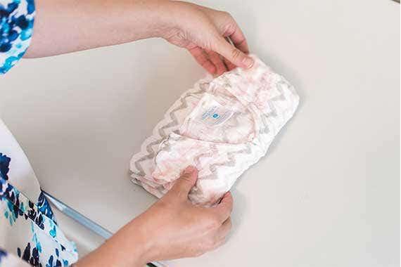 How to fold HALO SleepSack Sleeping Bag How to Fold Step 5